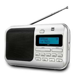 dual dab 4 tragbares digitalradio dab radio test. Black Bedroom Furniture Sets. Home Design Ideas