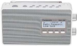 panasonic rf d10eg w dab digitalradio dab radio test. Black Bedroom Furniture Sets. Home Design Ideas